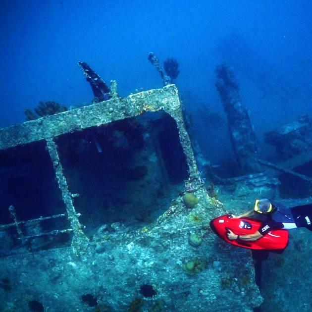 Antilla shipwreck